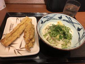 161日目!ちかまダイエットブログ〜丸亀製麺編〜